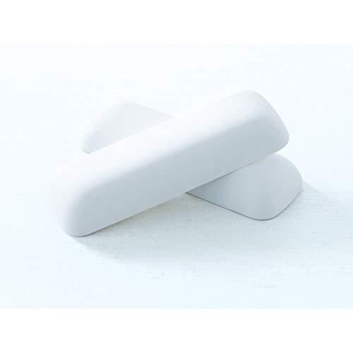 KALDEWEI Multifunktionskissen, Set mit 2 Kissen, weiß