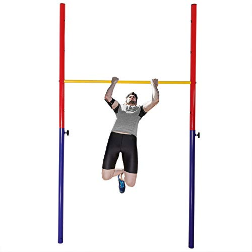 Warmiehomy Outdoor Gymnastics Horizontal Bar Training Bars For Children And Adults