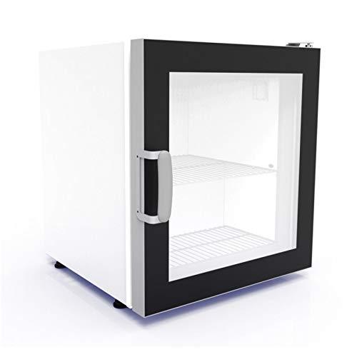 Congélateur vitrée à glace 5 bacs x 5 L - Combisteel - R290