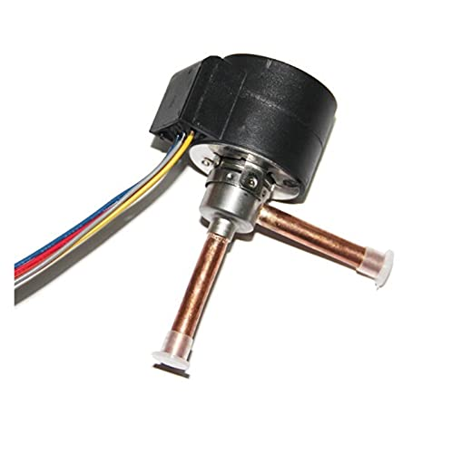 sheng Yuan Series - Bobina de válvula de expansión electrónica DC12V inversor aire acondicionado bomba de calor calentador de agua (especificación: DPF2.4, voltaje: 12V)