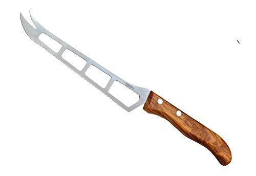 Schwertkrone Käsemesser Holzgriff Olive...