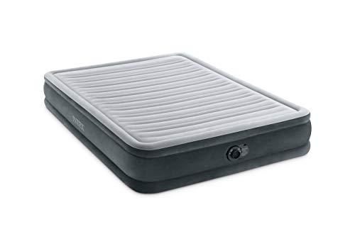 Intex Comfort Plush Mid Rise Dura-Beam Airbed with...