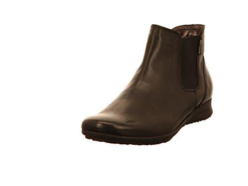 Mephisto - Boots Cuir FLORETA - Noir - 35-2.5