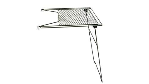 ネイチャートーンズ ストーブガード オプションテーブル サイズL ブラック SGST-L-B