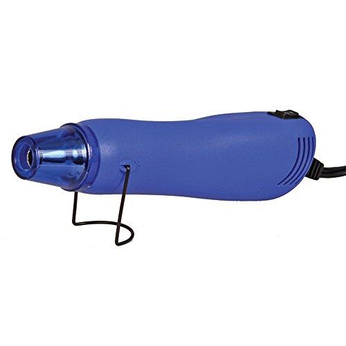 NTE HG-300D-VP Heat Gun, Temperature Range, 120 VAC, 350 Watt, 2 Speed