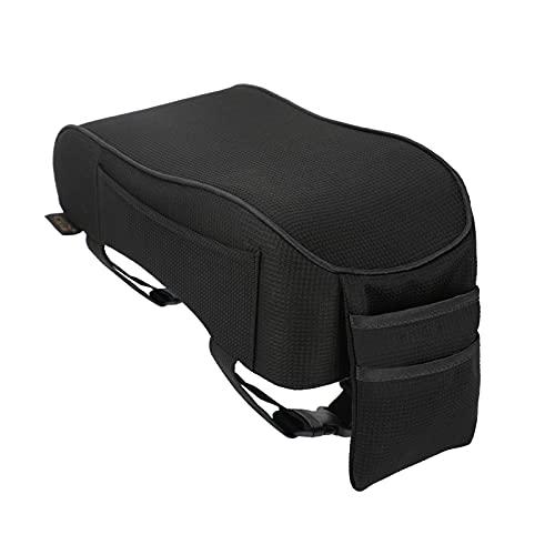 Aceshop Cuscino per Braccioli Auto Cuscino Bracciolo Auto Universale in Memory Foam Confortevole Auto Center Console Bracciolo Pillow Cuscino di Supporto per Bracciolo Auto