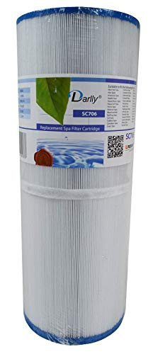 Canadian Spas Hot Tub Filter Unicel C4950, Pleatco PRB501N
