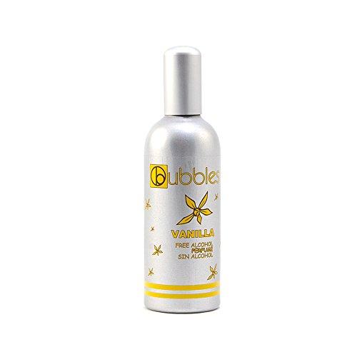 'Bubble' s sin alcohol Perros 'de perfume vainilla (150ml)