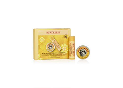 Burt's Bees Feuchtigkeits-Duo 2-teiliges feuchtigkeitsspendendes Geschenkset, 55 g