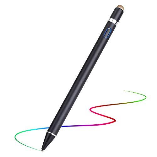 Seinal Pennino digitale compatibile con iPad, iPhone, smartphone e tablet, punta sottile per disegnare e per tutti i dispositivi con...