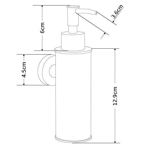 BGL Dispensadores de loción y de jabón