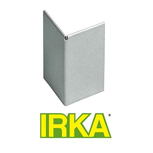 IRKA Ecke Alu/Zink für Rasenkantenband 15 cm