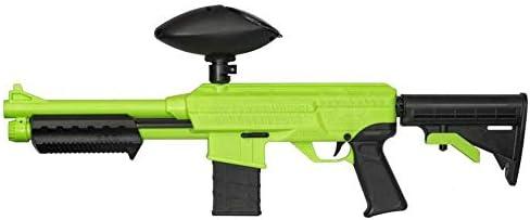 JT SplatMaster z18 .50 Cal Paintball Marker w/ 200 Round Hopper