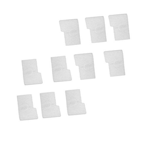 10 Stü Luftfilter Ersatzstütze