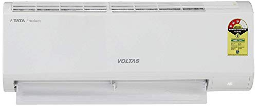 Voltas 1 Ton 3 Star Split AC (Copper SAC_123_DZX White)