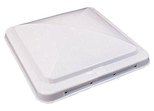 Heng 's 90110-cdl Thermo-Scheibe Deckel für 70000Serie Vortex Belüftungsöffnungen, weiß–Bulk Pack