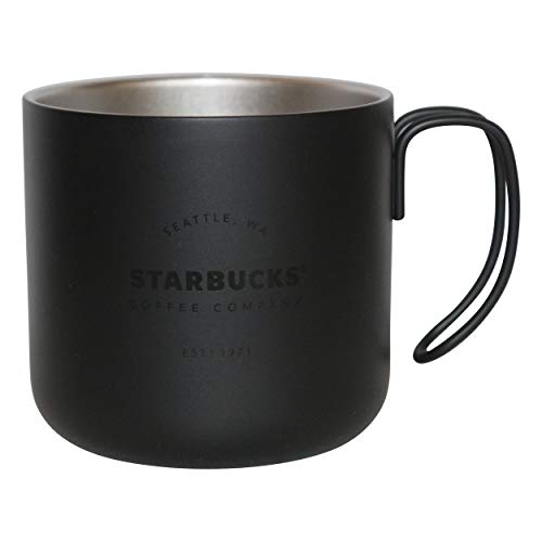 Starbucks Royal Black Schwarz Est. 1971 Mug Becher 12oz/355ml
