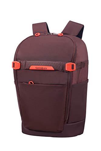 Samsonite Hexa-Packs - Laptop Backpack Small - Day Rucksack, 43 cm, 16 Liter, Aubergine