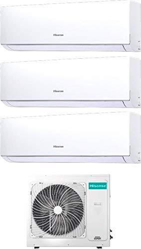 Climatizzatore Trial Split Inverter 9000/12000/18000 Btu A/A, Gas R32 Inverter - Hisense New Comfort