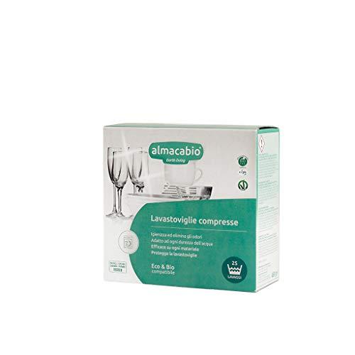Jabón lavavajillas en pastillas BIO - Almacabio - 450g