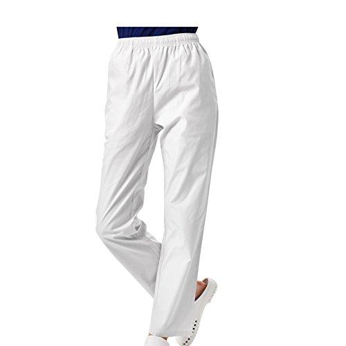 BSTT Donna Uniformi Sanitarie - Pantaloni Medical - Pantaloni da Infermiere Nuovo miglioramento Sottile M