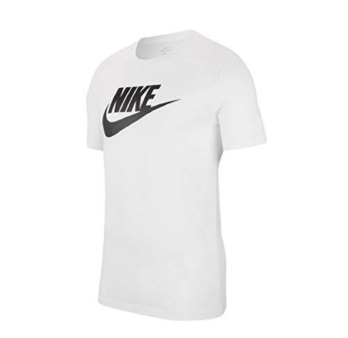 Nike Futura Icon T-Shirt (M, White/Black)