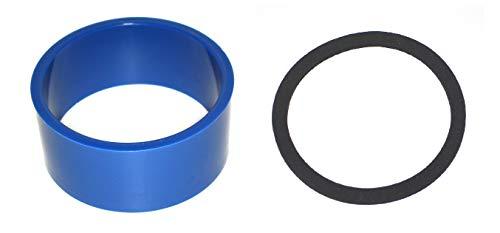 JSP Manufacturing SEA DOO Part # 271000290 + 293200024 Neoprene Seal 271000101-271000002 - SEADOO SP GT XP SPI SPX HX GS GTX GTS GTI WEAR Ring 140MM