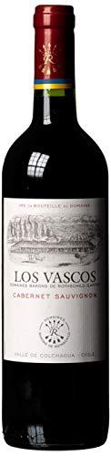 Produktbild Domaines Barons de Rothschild (Lafite) Los Vascos Cabernet Sauvignon trocken (1 x 0.75 l)