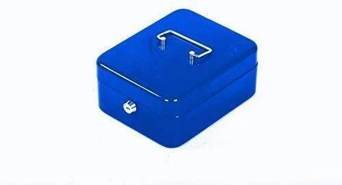 1a-Handelsagentur Cassetta Portavalori DIV. Colori - Blu