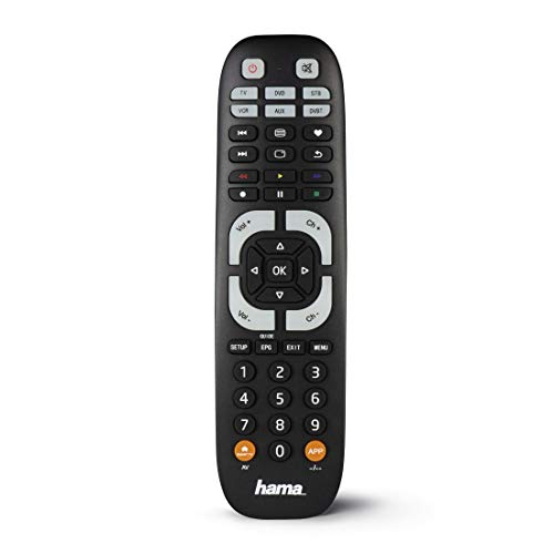 Hama 6in1 Universal Remote Control