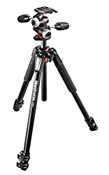 Manfrotto MK055XPRO3-3W - best tripod for food photography
