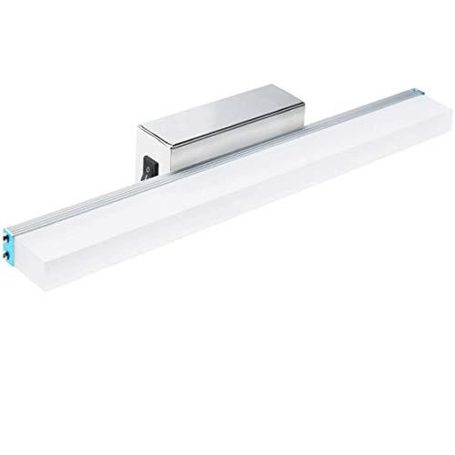 Bonlux 7W 43CM Aplique Espejo Baño Led Interior Interruptor