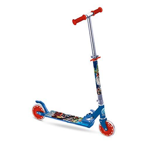 Mondo - 18009 - Vélo et Véhicule pour Enfant - Patinette 2 Roues - Avengers
