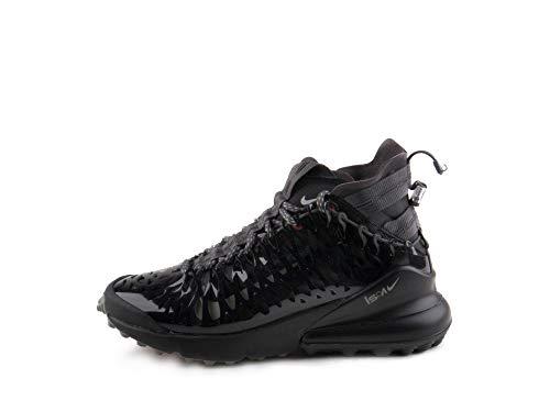 Nike Air MAX 270 ISPA Hombre Running Trainers BQ1918 Sneakers Zapatos (UK 6 US 7 EU 40, Black Anthracite Dark Stucco 002)
