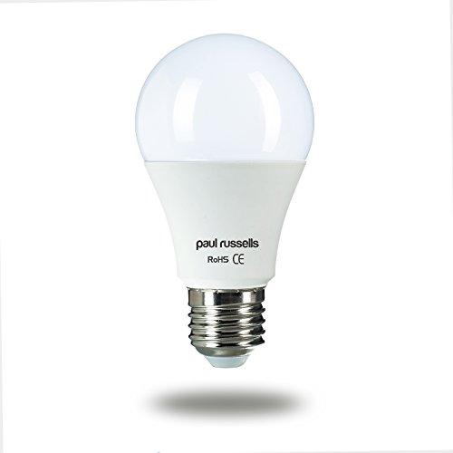2unidades 15W GLS bombillas de luz LED E27ES rosca edioson Paul Russells brillante 15W = 125W, A60globo 270haz lámpara 4000K, blanco frío, 125W, recambio incandescente