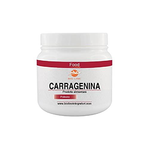 Carragenina in polvere 250 g