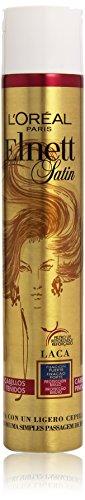 L'óreal Elnett Haarspray fester Halt coloriertes Haar - 400 ml
