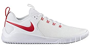 Nike WMNS Zoom Hyperace 2 Womens Aa0286-106 Size 5 White/University Red