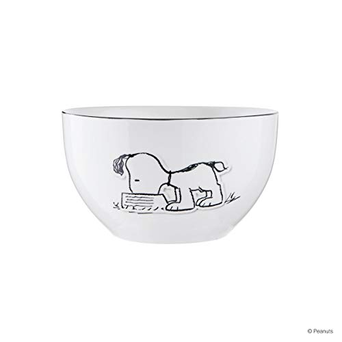Butlers PEANUTS Schale Snoopy Eating 600ml