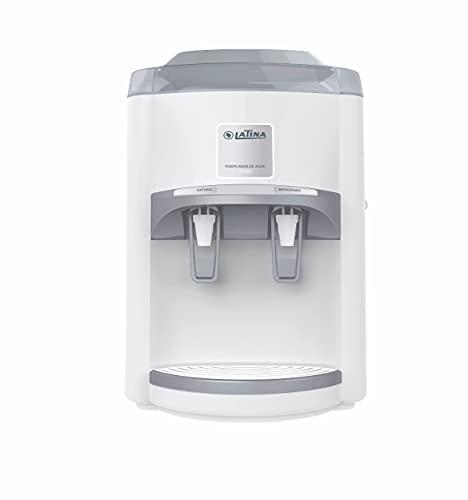 Purificador de Água Refrigerado por Compressor Branco PA 355 Latina, Branco - 110V