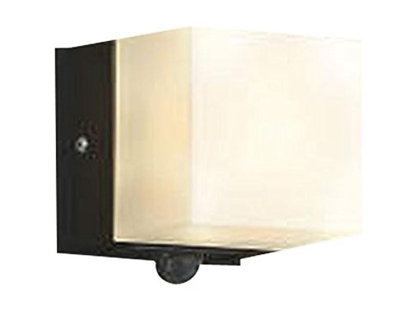発表でチャンピオンコイズミ照明 人感センサ付勝手口灯 マルチタイプ 黒色 AU42317L