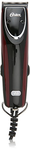 Oster Professional 076077-010 Outlaw Powerful & Quiet Detachable Blade Clipper System