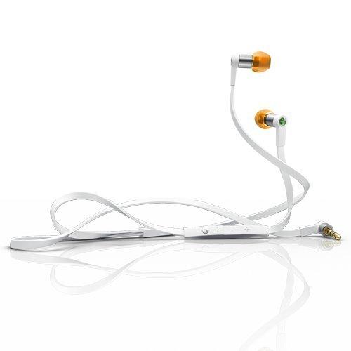 Sony Ericsson MH1 LiveSo& Hi-Fi Premium Stereo Headset weiß/orange