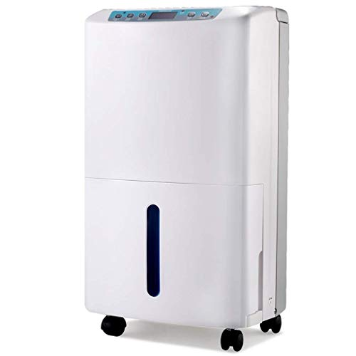 Buy Bargain PNYGJPCSJ Domestic Dehumidifier Portable Quiet Dehumidifier Intelligent Humidity Control...
