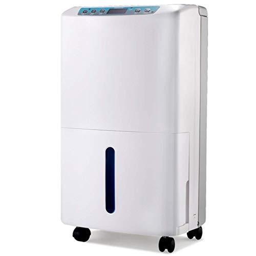 Great Features Of PNYGJPCSJ Domestic Dehumidifier Portable Quiet Dehumidifier Intelligent Humidity C...