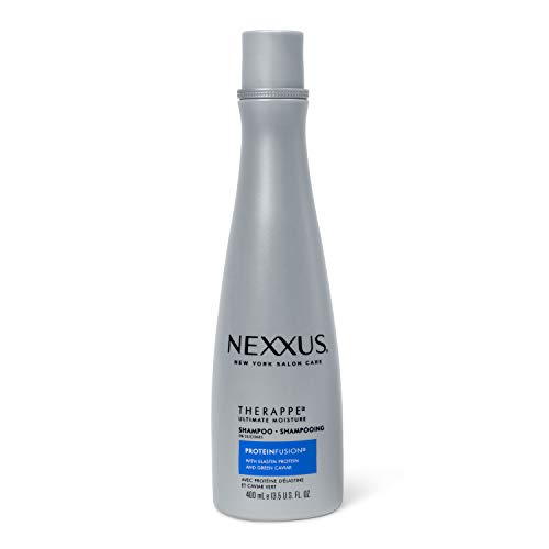 Nexxus Therappe Shampoo For Dry Hair Ultimate Moisture Silicone-Free 13.5 oz