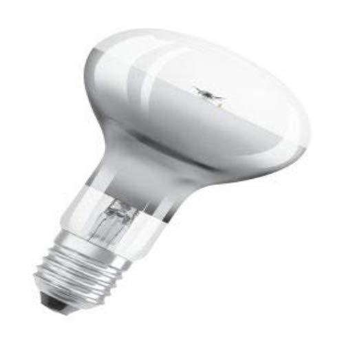 Osram LED-Reflektorlampe| Warm White (2700 K) | Sockel E27 | Dimmbar | ersetzt Reflektorlampen mit 46 W | 7,00 W | LED SUPERSTAR R80