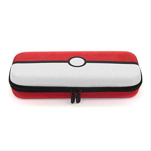 cubierta del interruptor Para Switch Pu carrying Gaming Bolsa Hard Shell Bolsa Caja Portátil para Switch Consola Pokemon Pokeball Uno neto