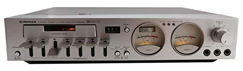 Pioneer CT- 3000 Kassettendeck in Silber