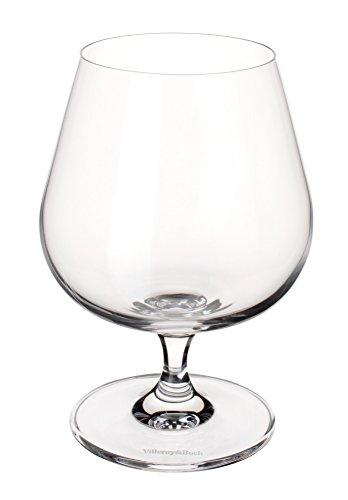 Villeroy & Boch 1136587864 Entree Brandy (4 unidades), transparente